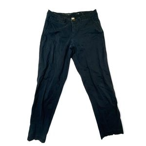 Sonoma Navy High Rise Relax Pants Size 2